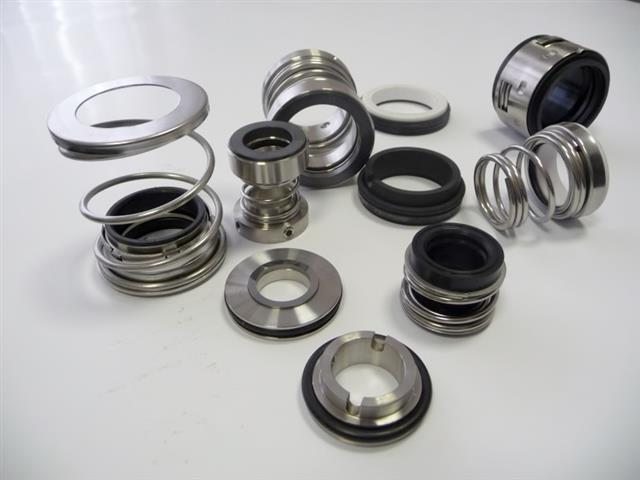 Single Spring Seals for Centrifugal Pumps